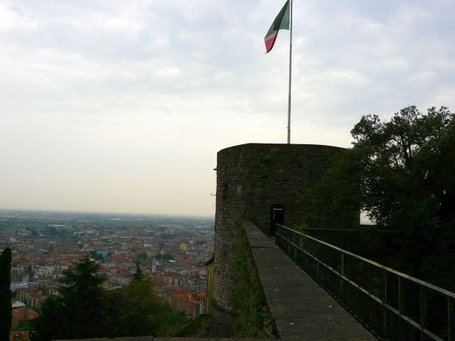Zamek di San Vigilio, Bergamo