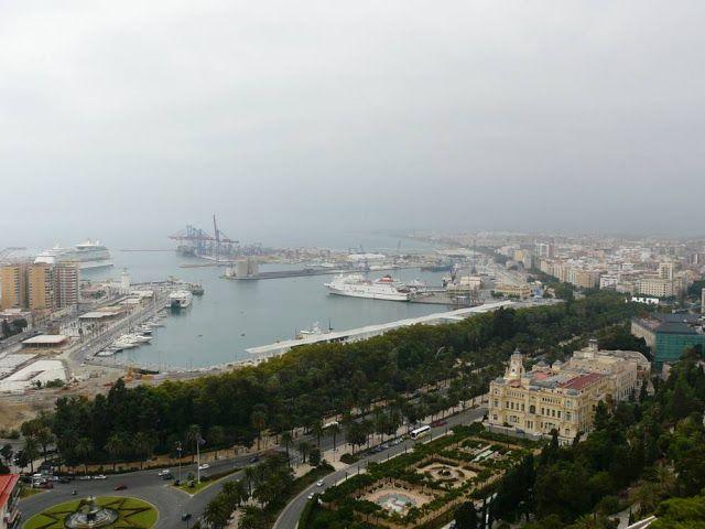 Malaga - podróż naCosta del Sol