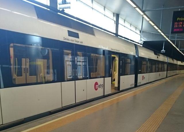 Metro wWalencji