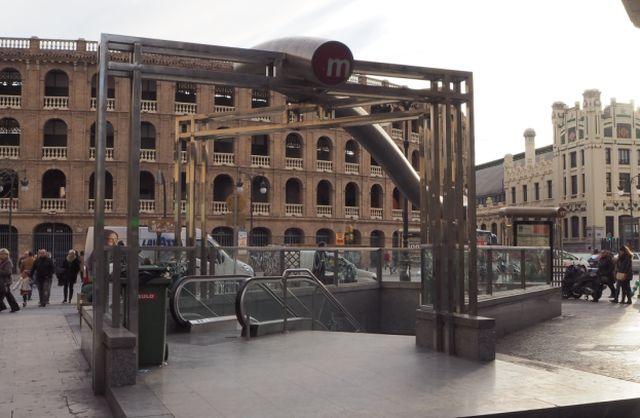Stacja metra Xativa, Walencja