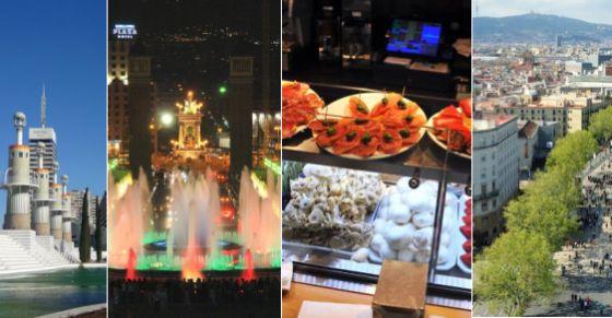 8 powodów, dla których warto odwiedzić Barcelonę