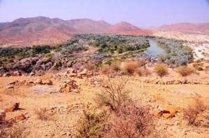 Spotkanie zpasją: Trekking wzdłuż rzeki Kunene