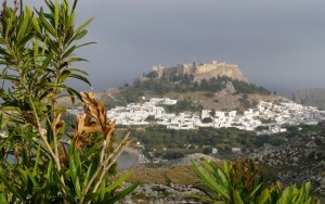 Lindos, Rodos - dlaczego warto podróżować