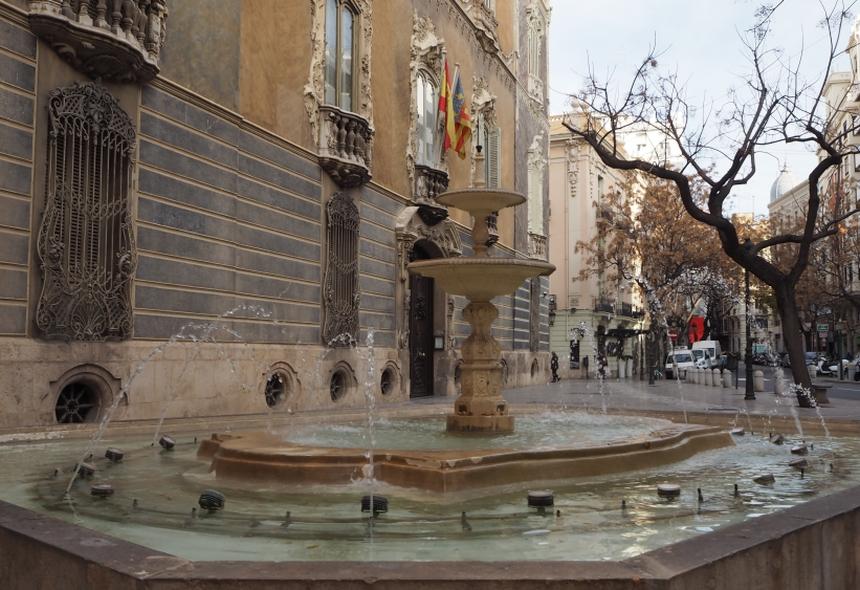 Narodowe Muzeum Ceramiki iSztuk Pięknych wWalencji, Hiszpania