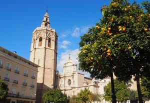 Katedra Santa Maria wWalencji, Hiszpania