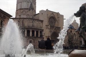 Plaza de la Virgen, Walencja