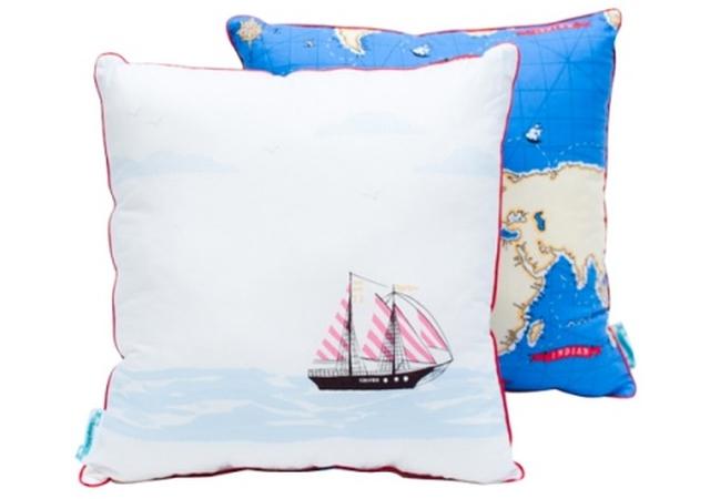 Poduszka dlapodróżnika - idealny prezent