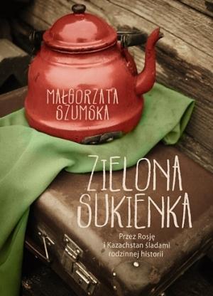 Zielona sukienka - Małgorzata Szumska