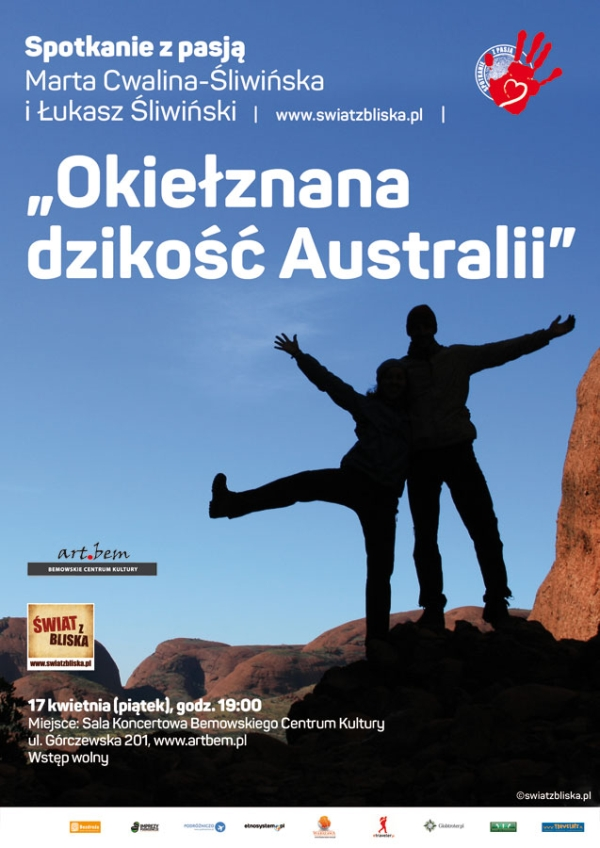 Spotkanie zpasją: Okiełznana dzikość Australii