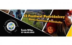 II Festiwal Podróżniczy wŚrodzie Wielkopolskiej