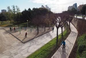 Ogrody Turii wWalencji - miejsce aktywności fizycznych