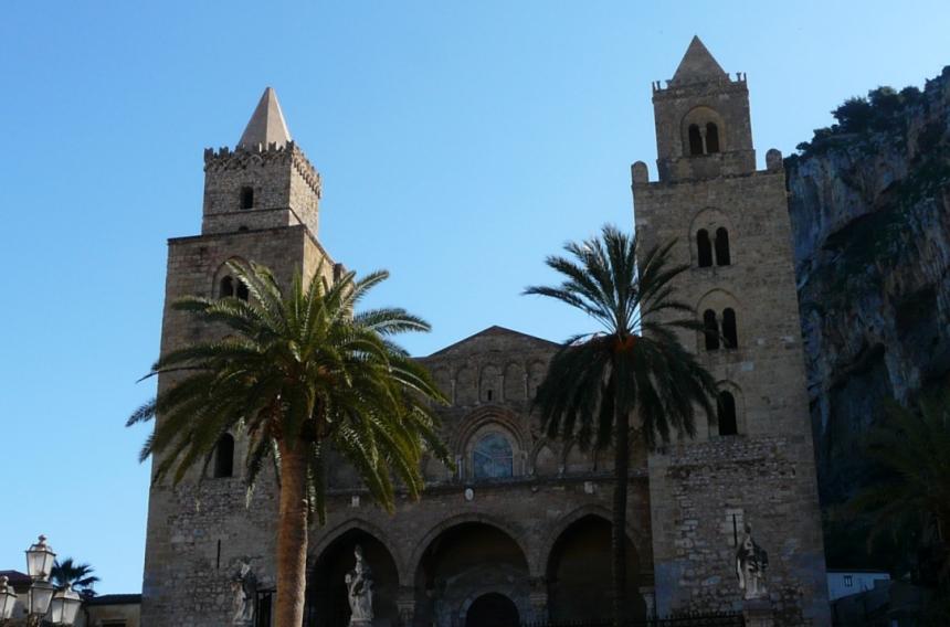 Katedra wCefalu, Sycylia