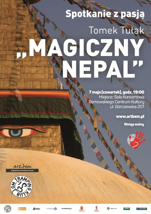 Spotkanie zpasją: Tomek Tułak ijego magiczny Nepal