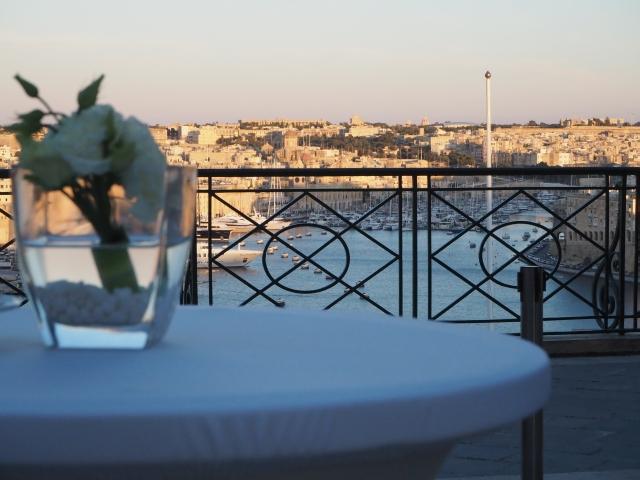 Valletta - widok namiasto