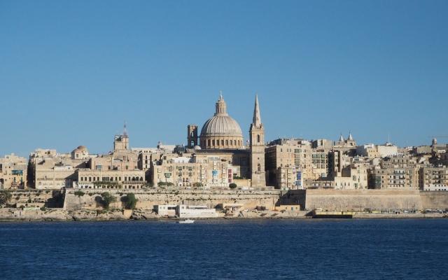 Valletta-widok-ze-sliemy