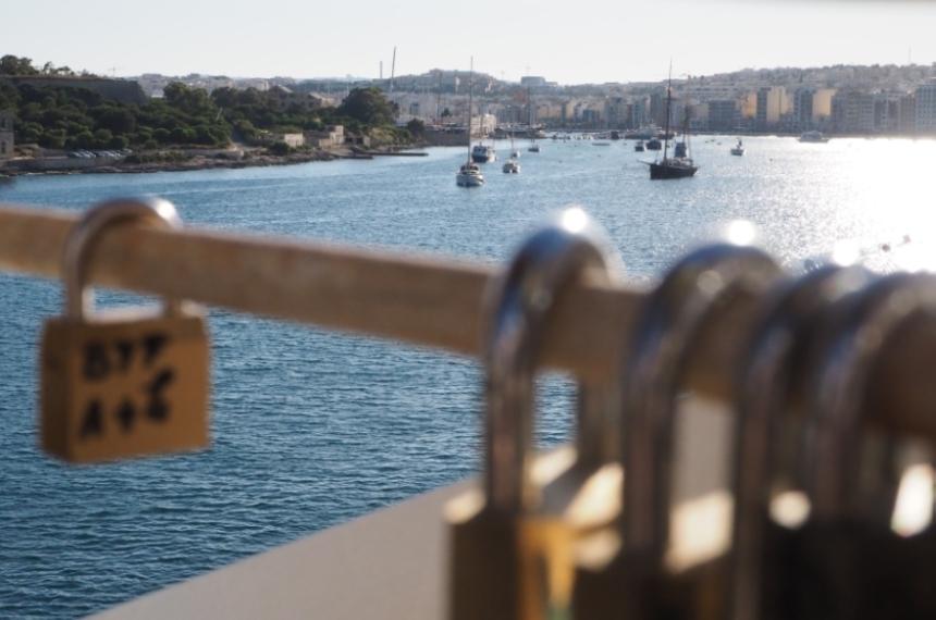 Valletta - widok nastatki