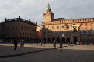 Piazza Maggiore, Bolonia, Włochy