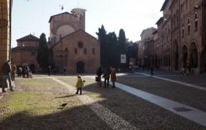 Piazza Santo Stefano, Bolonia, Włochy