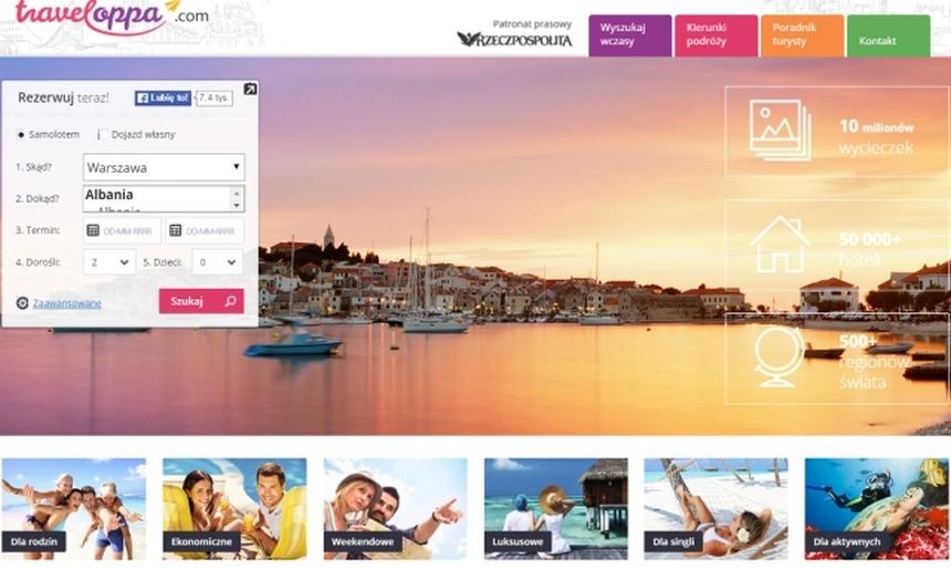 Idealnie dopasowane wakacje, czyli test serwisu Traveloppa.com