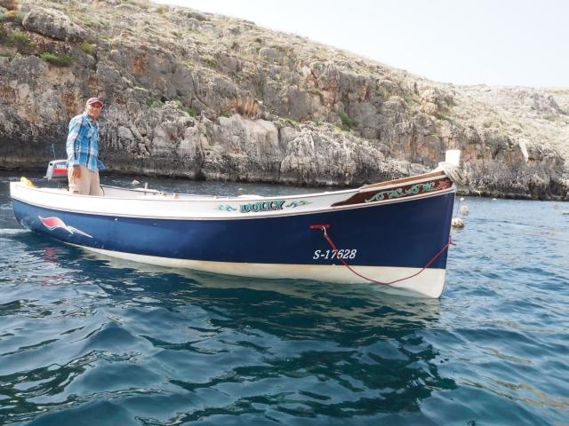 Wycieczka doBlue Grotto, Malta