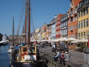 Port Nyhavn, Kopenhaga