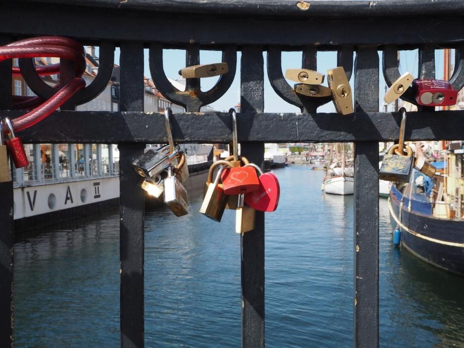 Najsłynniejszy port wKopenhadze, Port Nyhavn