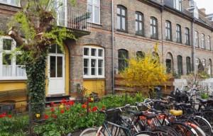 Kopenhaga, wdrodze doMuzeum Carlsberga