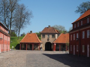 Kastellet (cytadela), Kopenhaga, Dania