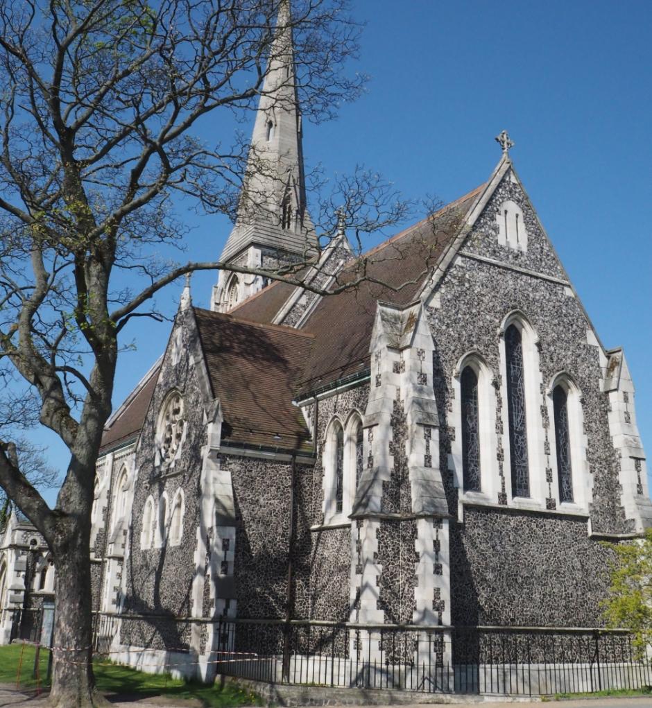 Kościół św. Alberta, Kopenhaga