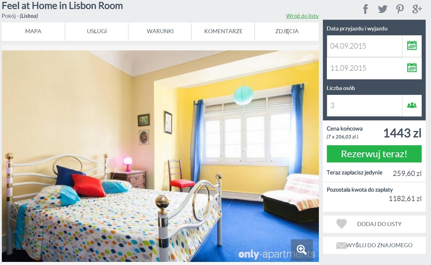 czyli jak znale wymarzony apartament lub dom na wakacje podr niczo. Black Bedroom Furniture Sets. Home Design Ideas