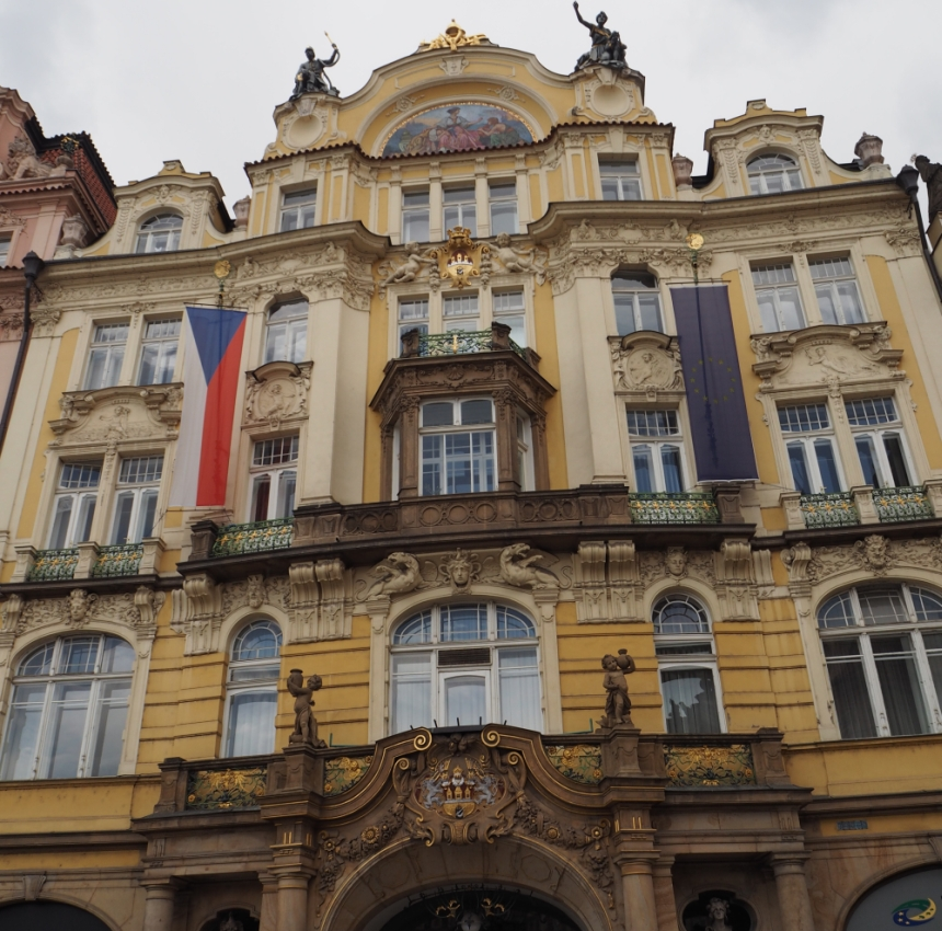 Co warto wiedzieć oPradze, stolicy Czech