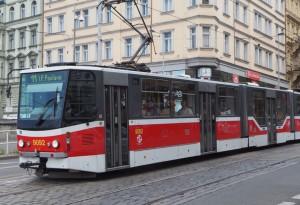 Tramwaj wPradze, Czechy