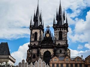 Kościół Matki Bożej przed Tynem, Praga