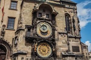 Praski zegar astronomiczny (Orloj)