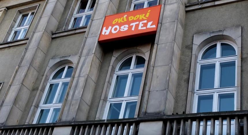 Hostel Oki Doki wWarszawie