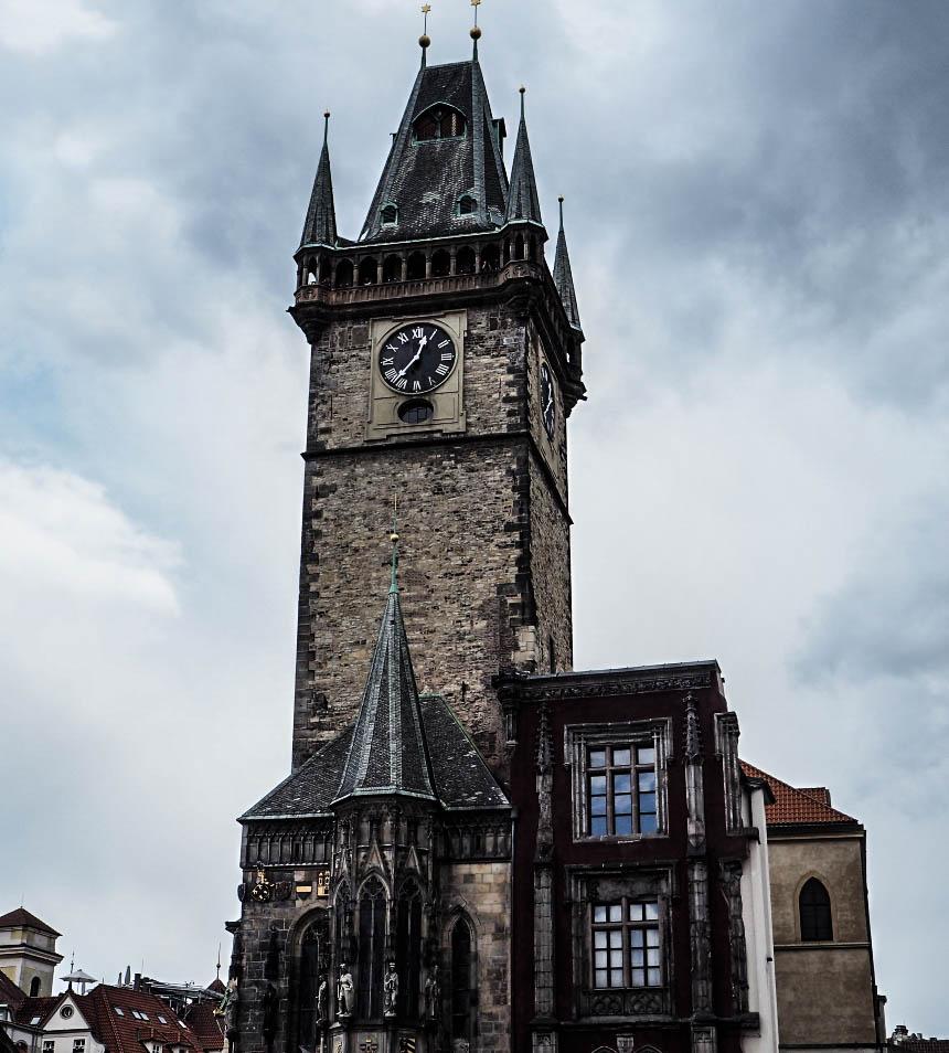 Ratusz Staromiejski, Praga Czechy