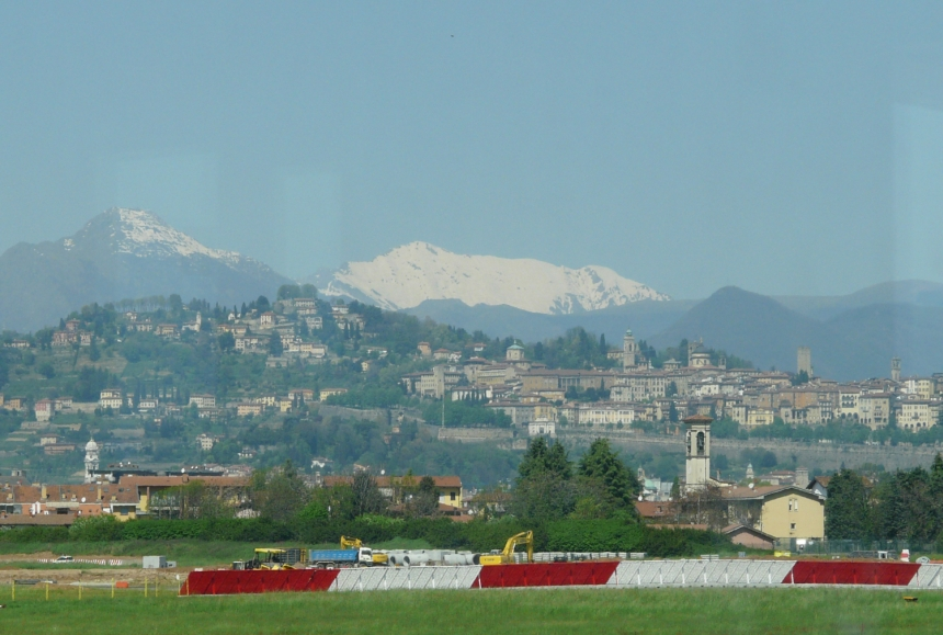 Co warto zobaczyć w Bergamo? Citta Bassa – cz. 1