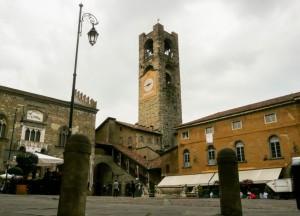 Zabytki - Miasto Górne - Citta Alta