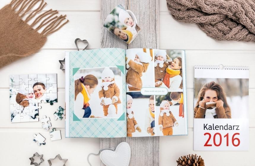 Zachowaj podróżnicze wspomnienia istwórz swój fotokalendarz!