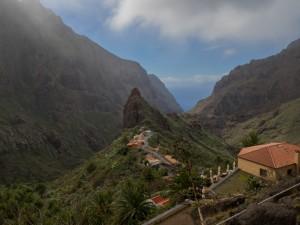 Góry Teno, wioska Masca naTeneryfie