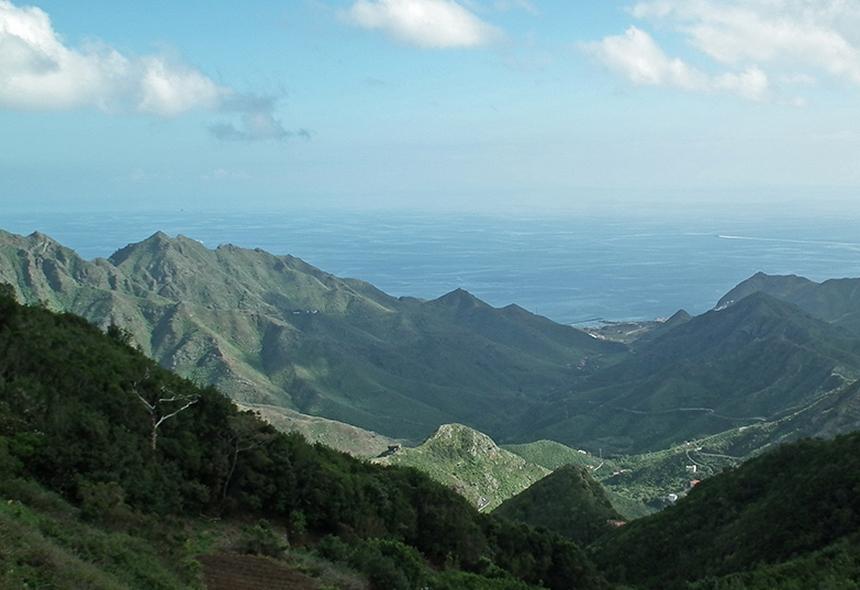 Góry Anaga, Teneryfa, fot. naturephoto-walter