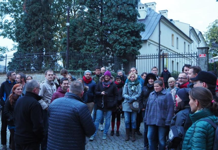 Cieszyn iogólnopolskie spotkanie blogerów podróżniczych