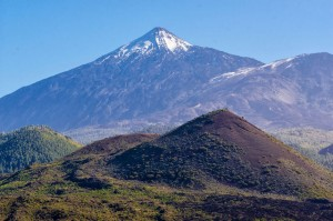 Wulkan Pico del Teide, Teneryfa