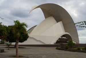 Auditorio de Tenerife, Teneryfa