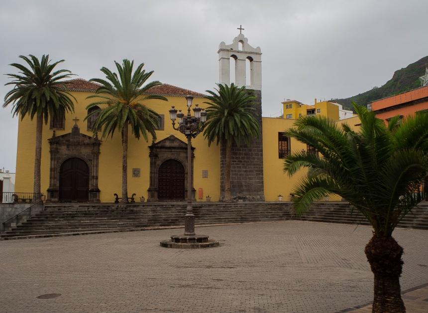 Garachico, północna Teneryfa