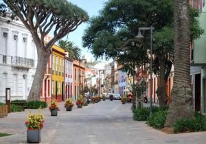 Calle San Agustin, San Cristobal de la Laguna
