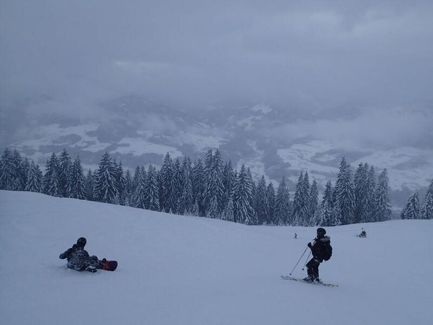 Jeśli narty to tylko wAlpach Kitzbühelskich