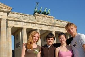 Język niemiecki tylko wNiemczech