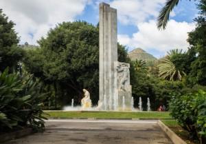 Parque Garcia Sanabria, Teneryfa