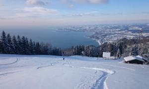 Zimowe zdjęcia gór